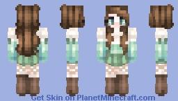 Timeless ♪//Jadeite Minecraft Skin