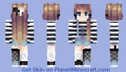 ⋄ тнє ѕтяυggℓє ιѕ яєαℓ ⋄ ~Inspirinq (PR) Minecraft Skin