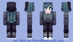 joy. Minecraft Skin