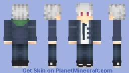 Akise Aru - Mirai Nikki (My Style) Minecraft Skin