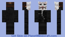 Tissou's Tiger Mask (from You're Next) Minecraft Skin