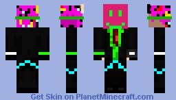 candy BREAKbad Minecraft Skin