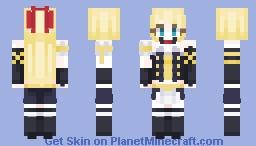 ✰✰𝓒𝓮𝓵𝓮𝓼𝓽𝓲𝓪𝓵✰✰ Minecraft Skin