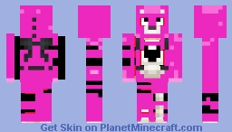 Fortnie Cuddle Team Skin Minecraft Skin