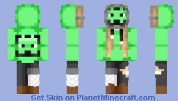 「Skinseed」 Minecraft