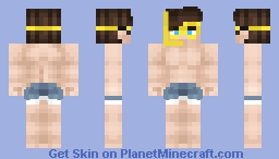 Simple Diver Skin for Aquatic Adventures Minecraft Skin Contest Minecraft Skin