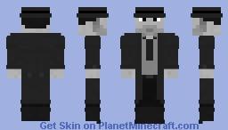 Noir Detective Minecraft