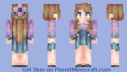 The Things We Should Be Doing Minecraft Skin