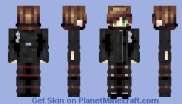 [Kari] Chuunibyou - DFM || Request Minecraft Skin