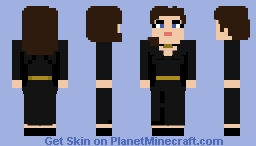Qi'ra (Dress) - Solo: A Star Wars Story Minecraft