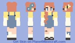 sunshine reshade contest Minecraft Skin