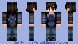 LE II Request for ItzBlueFire Minecraft