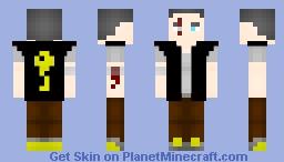 Intaals - Fallen Minecraft Skin