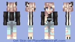 ♥L3Δ♥ / kll ppl Minecraft Skin