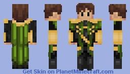 jay1004 (Loki) Minecraft Skin