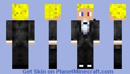 VortexVA Minecraft Skin