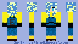 minion girl unmasked Minecraft