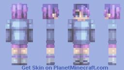 fashion _ police Minecraft Skin