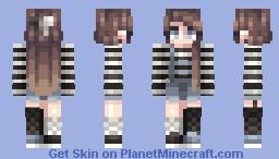♥L3Δ♥ / Praise the lord (IHSC9 CE) Minecraft Skin
