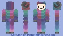𝕽𝖆𝖎𝖓𝖇𝖔𝖜 𝕽𝖆𝖒 ~ Fenneko Minecraft Skin
