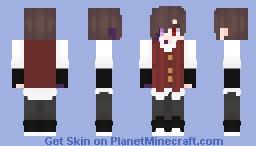 Rin - ReUpload Minecraft Skin