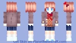 [DDLC] Sayori Minecraft