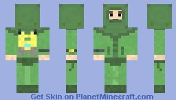 Scuba diver Minecraft Skin