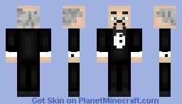 Alfred Pennyworth (DCAU) Minecraft Skin