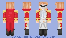 Sirius Heck Minecraft Skin