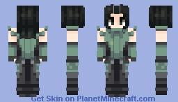 Mantis | Guardians Of the Galaxy/ Infinity War POPREEL Minecraft Skin