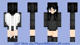 ღ Fallen Angel [Skin Contest] ღ Minecraft Skin