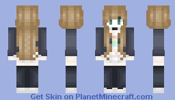 Girls like girls like boys do. Minecraft