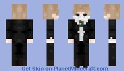 byakuya togami (danganronpa) Minecraft Skin
