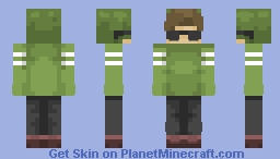 don't let your memes be dreams Minecraft Skin