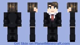 randy Minecraft Skin