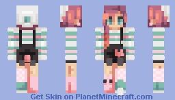 Thea Minecraft Skin