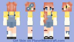 Seasons Summer Minecraft Skin