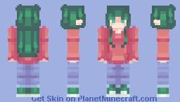🥕Ninjin🥕 Minecraft Skin