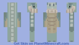 Fornwhale   It is a whale^^ Minecraft Skin