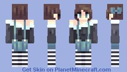 mimic Minecraft Skin