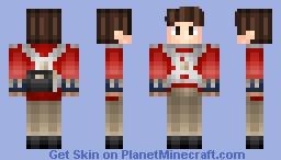 Royale Marine Minecraft Skin