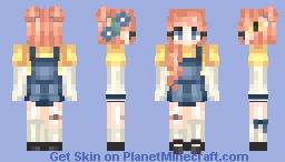 Bright rays- reshade contest Minecraft Skin