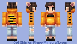 Dance For You Minecraft Skin