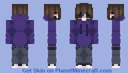 Tom (Eddsworld) Minecraft Skin