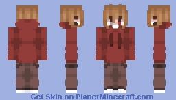 Tord (EddsWorld) Minecraft Skin