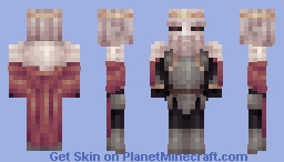 The Tyrant Minecraft Skin