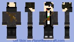 BUISSNESS NOOBIES Minecraft Skin