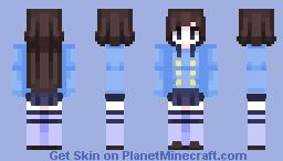 𝘝𝘦𝘳𝘰𝘯𝘪𝘤𝘢 𝘚𝘢𝘸𝘺𝘦𝘳 Minecraft