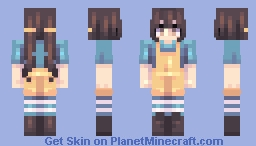 flash; perfume Minecraft Skin