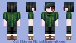 [Kari] Poncho || Request Minecraft Skin